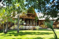 David Livingstone Safari Lodge and Spa