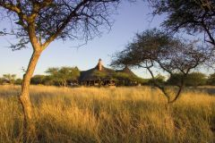 Okonjima Private Bush Suite