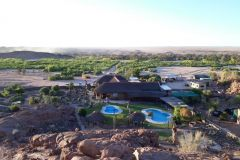 Brandberg White Lady Lodge