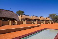 Zebra Kalahari Lodge & Spa