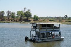 Ndhovu Safari Houseboat